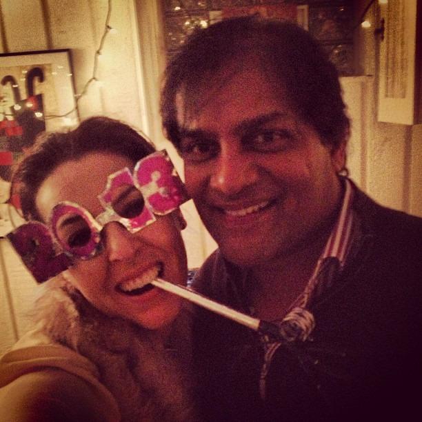 Happy New Year!! XOXO Erin & Ramesh