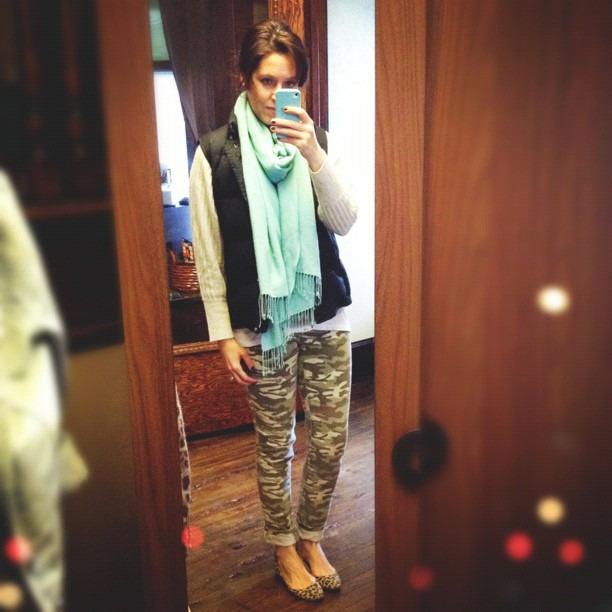 Sunday errands #targetstyle #camo #casual #picfx