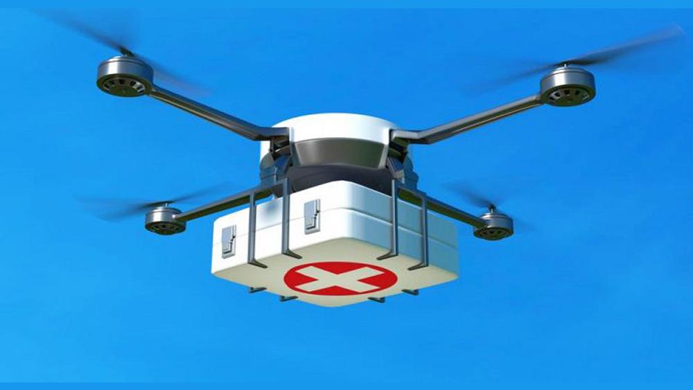 droni salvavita con defibrillatore emergenza cuneo piemonte