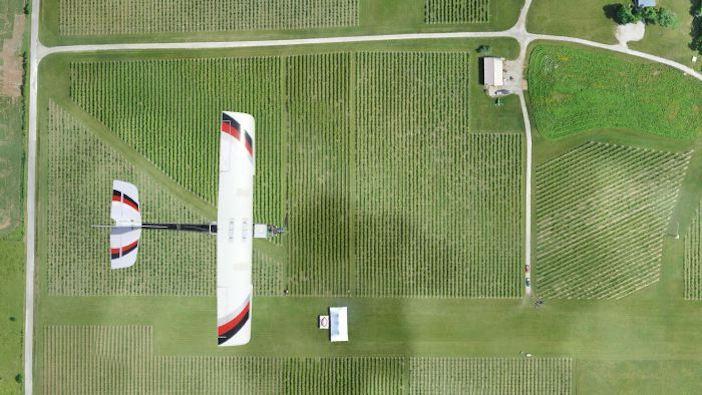 agricoltura di precisione con drone piemonte