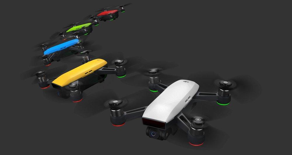 dji spark drone piccolo