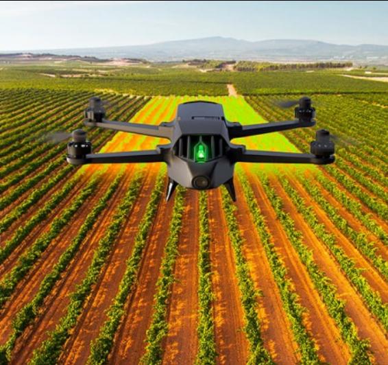 3. RENDERE L'AGRICOLTURA PIU' EFFICIENTE -