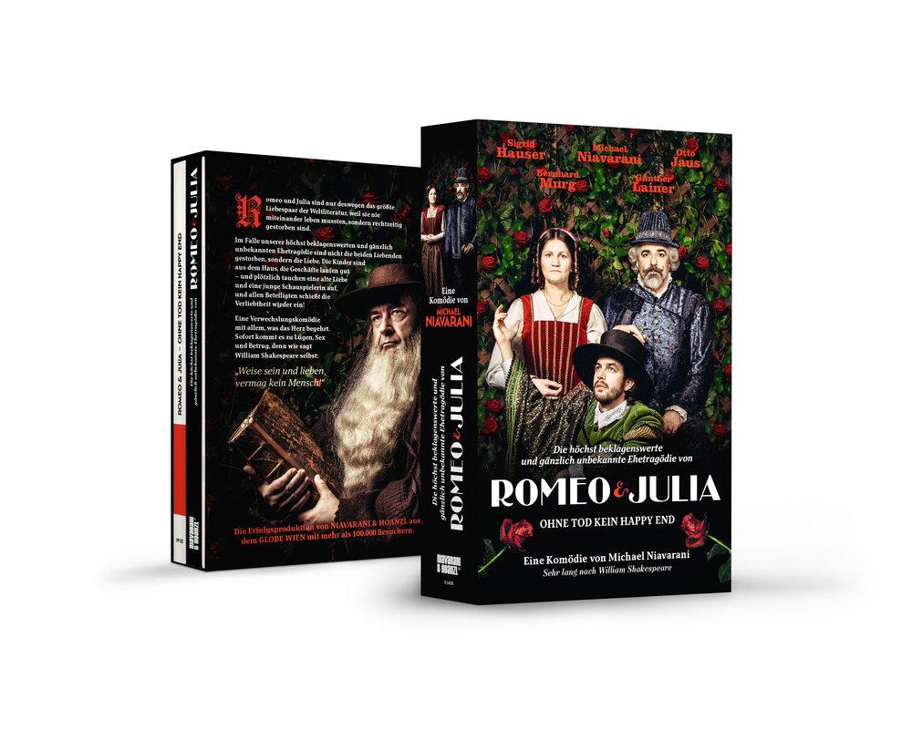 Romeo und Julia auf DVD! Ab sofort im Handel und am Samstag, 9.12.2017 auf Servus TV zu sehen!
