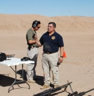 Rick Vasquez - Firearms consultant & former ATF official