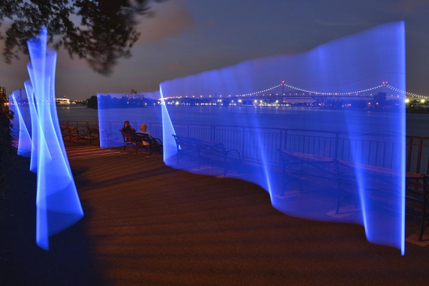 East River Esplanade #2, 2014