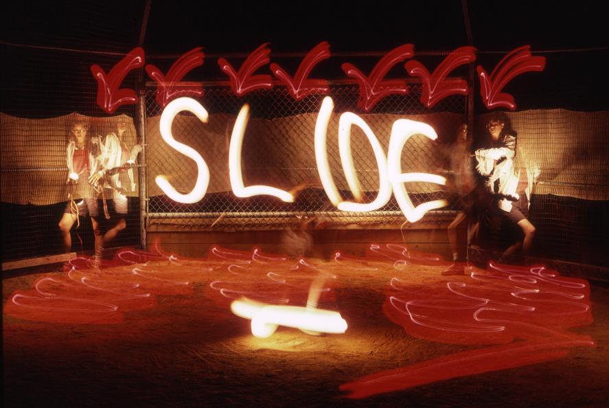 Slide, 1984