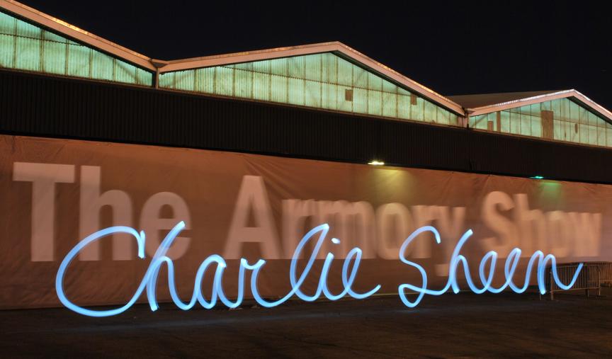 Charlie Sheen, 2010