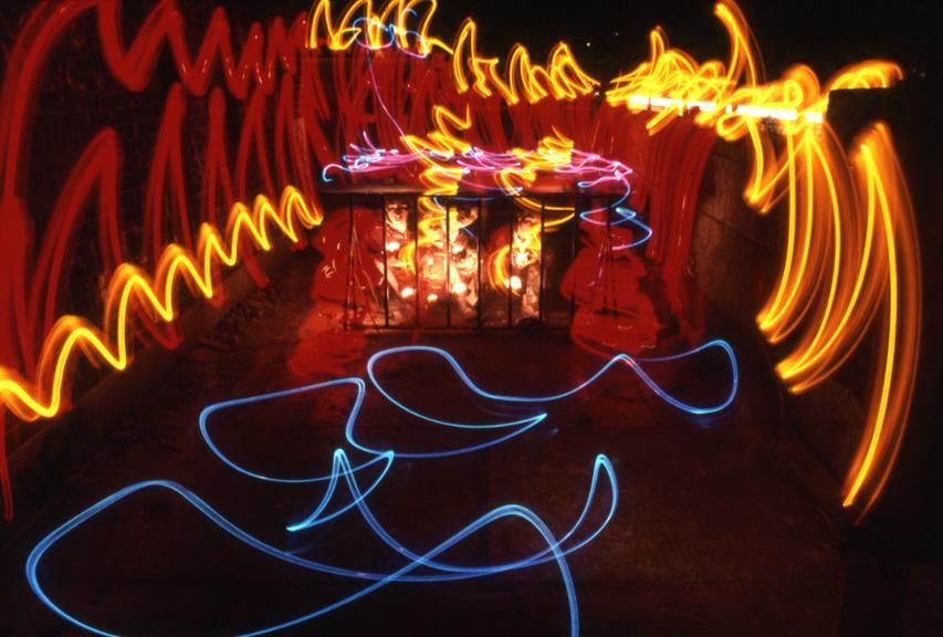 McCarren Pool 3, 1985