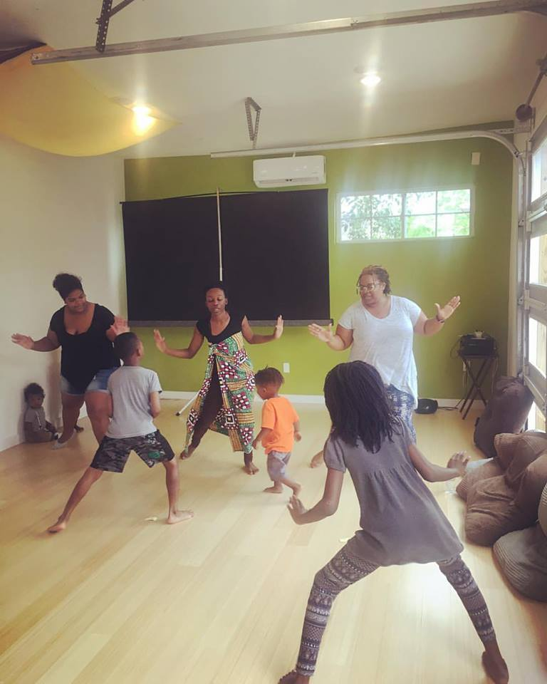 AfroBeats for Kids - Bi-Monthly on Saturdays at 12:30pmTeacher, LaKendraJoin us for Afro Beats for KIDS classes!! Woohoo! We are super excited! Our students will enjoy delicious cupcakes from The Luvin Oven after class!Upcoming Class Dates:October 21stFree for Members & $15 for GuestsClick here to register