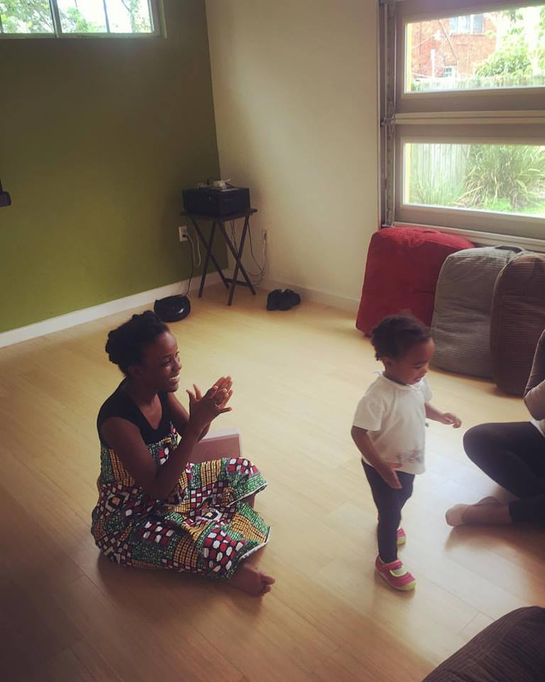 Mommy & Me Dance - Bi-Monthly on Saturdays at 11:30amTeacher, LaKendraMommy & Me Dance is a fun and interactive class to move with your toddler in the sacred space of The Woman's Earth. It's a great way to show your baby fitness is fun while bonding.Upcoming Class Dates:October 21stFree for Members & $15 for GuestsClick here to register