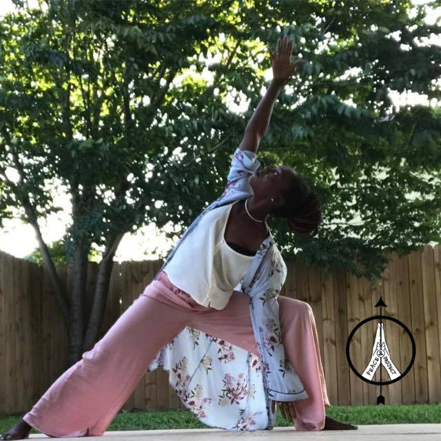 About Kam - Kamilah McShine-Gregory, co-founder of Peace & Project, LLC is a Health & Wellness Coach, Exercise Specialist, and Yoga Teacher who has over 20 years of experience in Fitness/Athletic and 10 years in Health & Wellness. Kamilah was first introduced to the world of athletics at the age of six and continued on to be a Division I collegiate Track & Field athlete at the State University of New York at Albany. There she earned her Bachelors degrees in Psychology & Sociology, then her Master's degree in Exercise Science & Wellness at Old Dominion University in Virginia and now works toward her Doctorate degree in Public Health. Kamilah's passion for athletics combined with her desire to help improve both physical health and personal esteem is the guiding force for her mission to address chronic stress and chronic health conditions impacting the community.She received her 200 hour Yoga Teacher Training with The Yoga Institute in Houston, Texas. Kamilah's belief is that we are all Kings & Queens in our own right and we deserve to treat ourselves as such. EVERYONE is worthy of feeding their mind, body, and soul with all it needs to build a prosperous Kingdom.