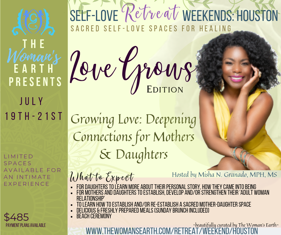 160e92c56 Mother-Daughter Weekend Retreat