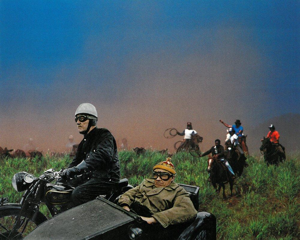 SIDECARS & COWBOYS