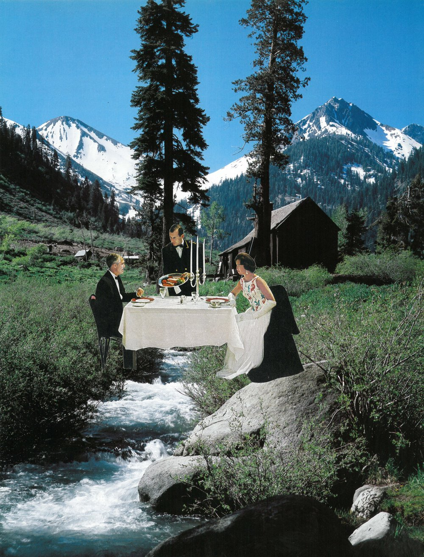 MOUNTAINSIDE ROMANTICS