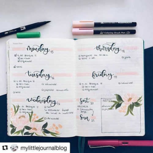 @mylittlejournalblog on Instagram