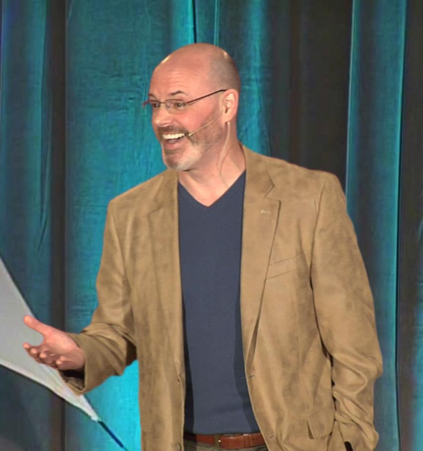 Steve Bedwell, M.D. - Doctor, Comedian, Keynote Speaker. Read More