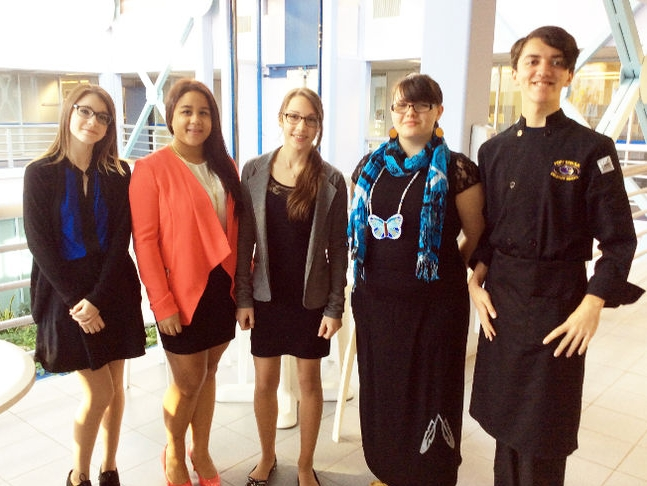 Fort Erie High School Wins Big At Skills Competition - March 17, 2015 - Fort Erie Times