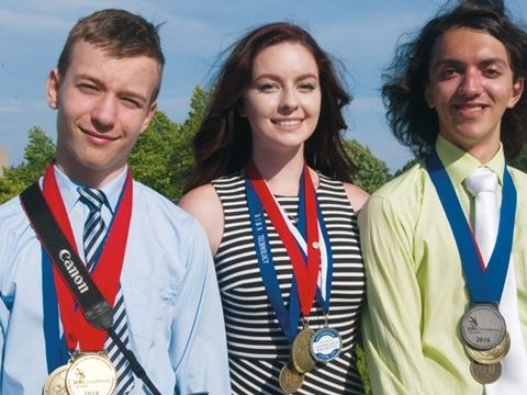 Fort Erie Students Shine At Skills Competition (Web) - June 22, 2016 - Niagara This Week