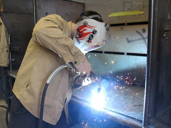 Port High Student Wins Gold In Skills Competition - May 19, 2016 - Welland Tribune