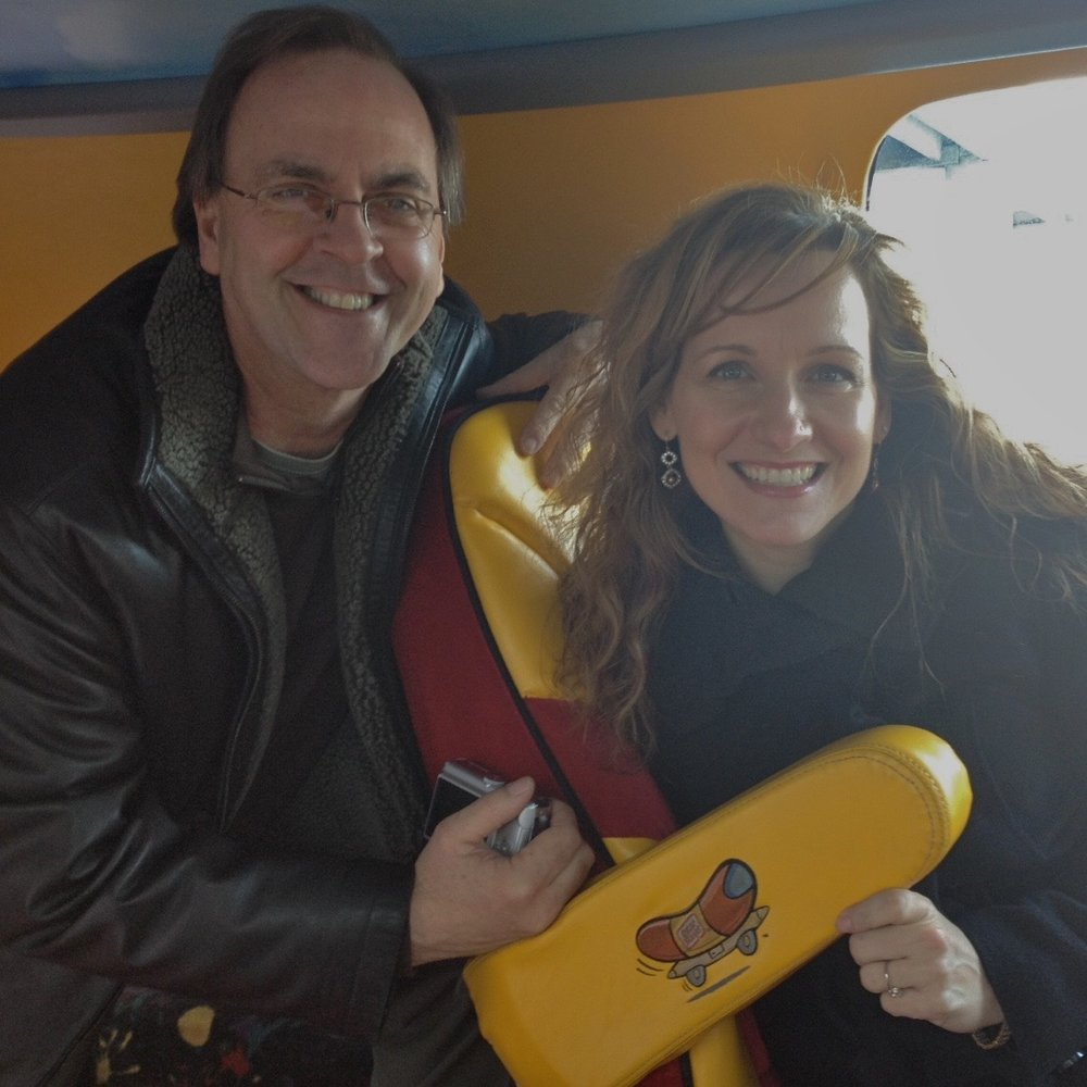 aboard the Weinermobile (2012)