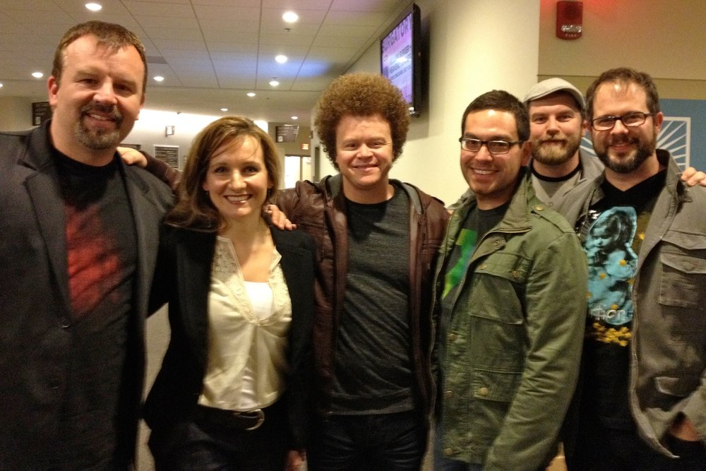with Casting Crowns (2012)