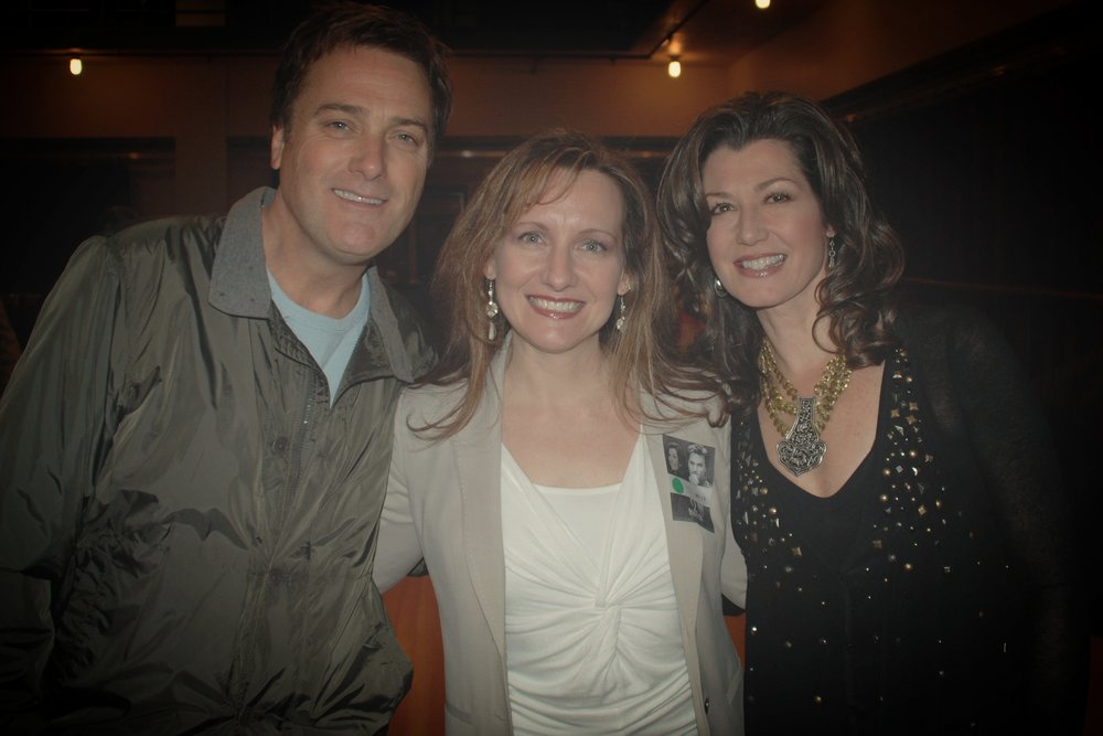 with Michael W Smith & Amy Grant (2011)