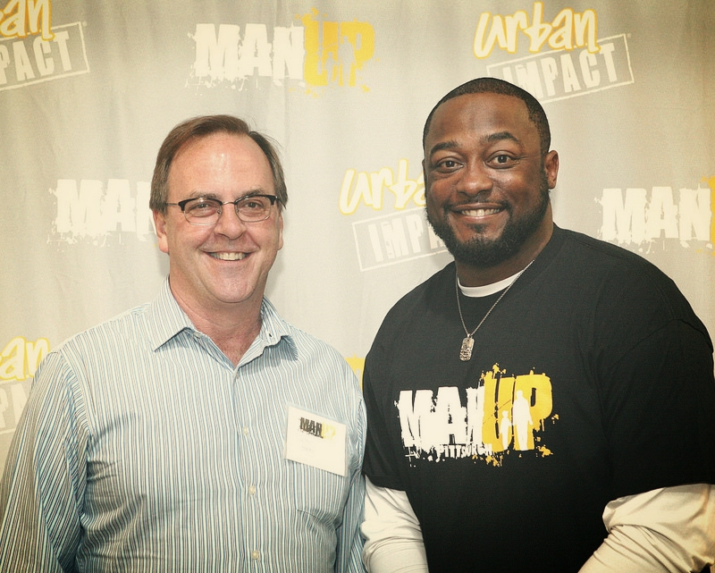with Coach Tomlin (2014)