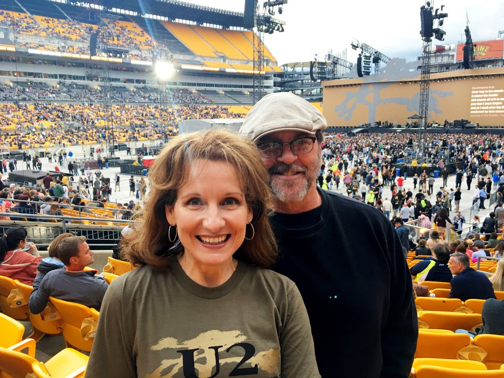"U2 ""The Joshua Tree,"" Heinz Field (2017)"