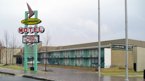 Lorraine Motel - National Civil Rights Museum