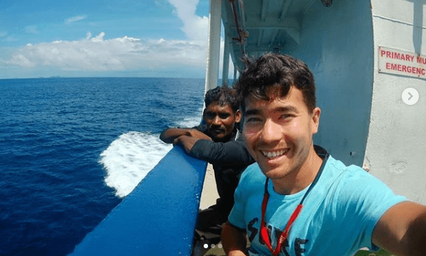 John Allen Chau is believed to have paid fishermen to ferry him to North Sentinel Island. Photograph: John Allen Chau/Instagram