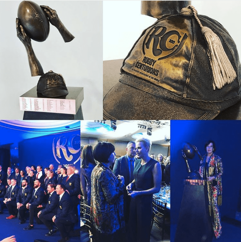 Jill Berelowitz - Centurions Trophy.png