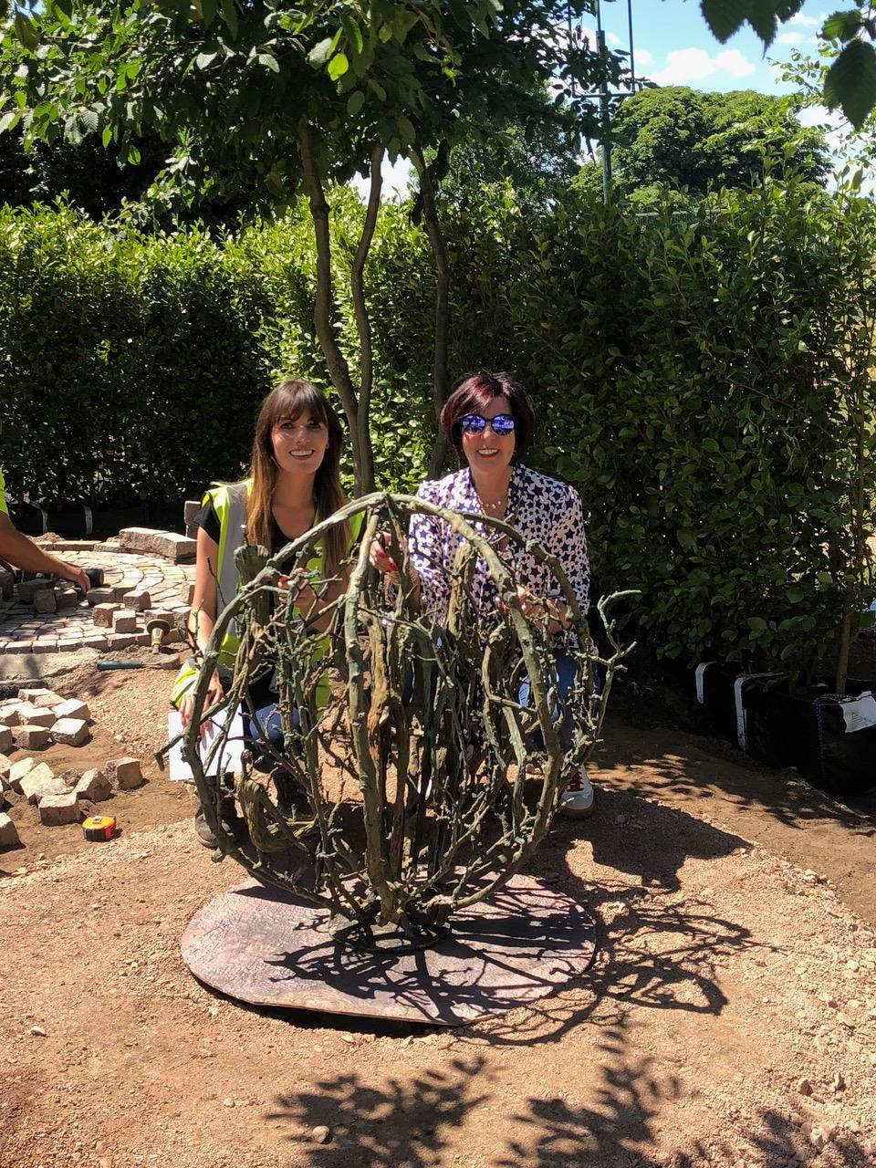 'Tumbleweed' in Alexandra Noble Garden (4).jpg