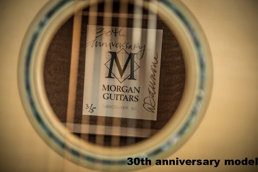 30th Anniversary Model