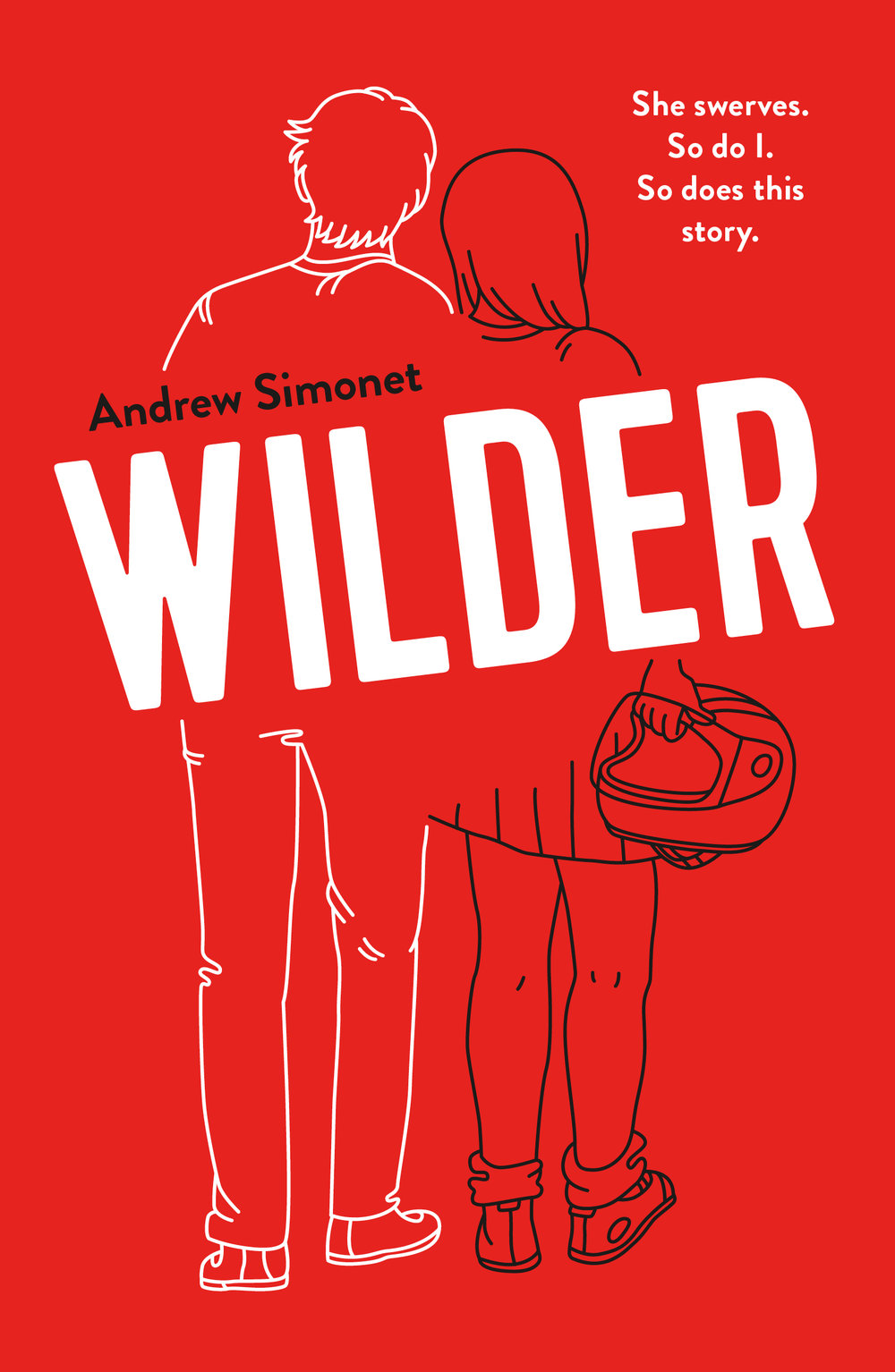 Wilder, Andrew Simonet For Farrar, Straus and Giroux BYR. Illustration by Aimee Fleck.