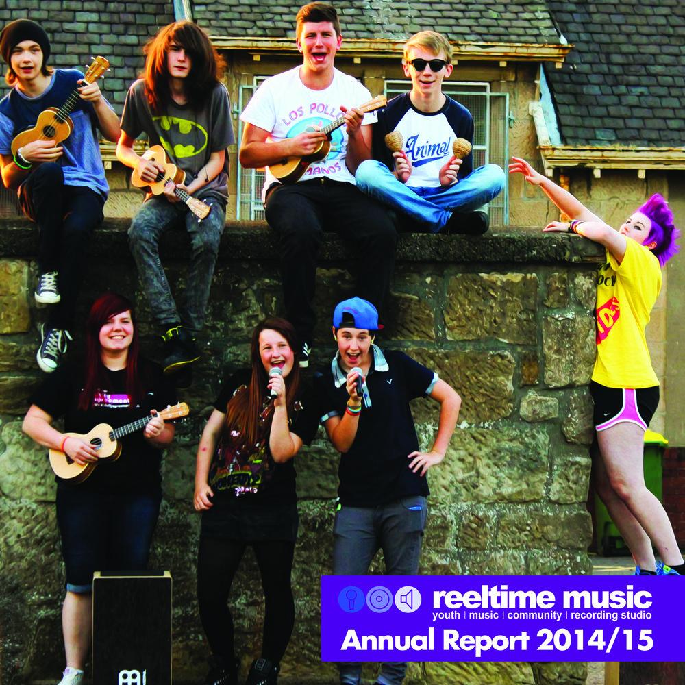 Annual Report 2014/15 -