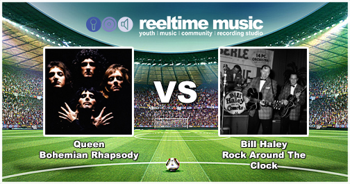 Match Report - Mama, just killed a man...94% of the vote, Bill Haley just got punted into orbit