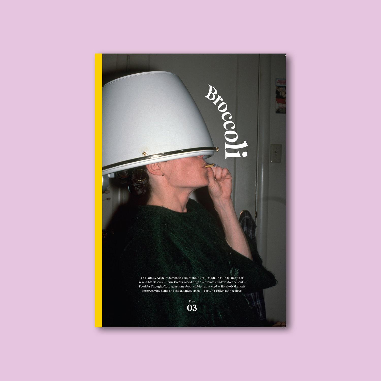 Broccoli - A Magazine for Cannabis Lovers