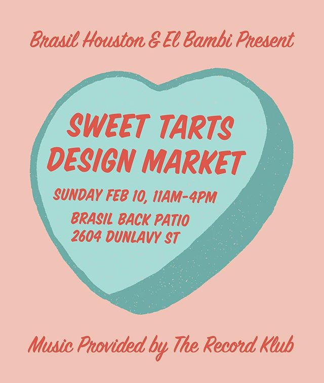 Come see us today at @brasilhouston from 11-4! We'll have a bunch of goodies on hand for you to shop in person 👍✨😁 #pretticoolpopups #htx