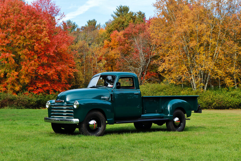 Sweet Ride 1950 Chevy Pickup Glens Falls Living