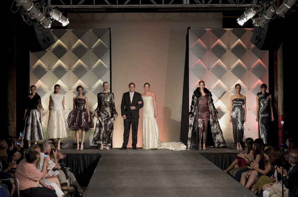 Nancy's three-year fashion program culminated with receiving a record-number of awards at the 2016 Drexel Fashion Show