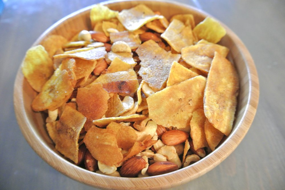 Paleo Snack Mix I'd Eat That Food