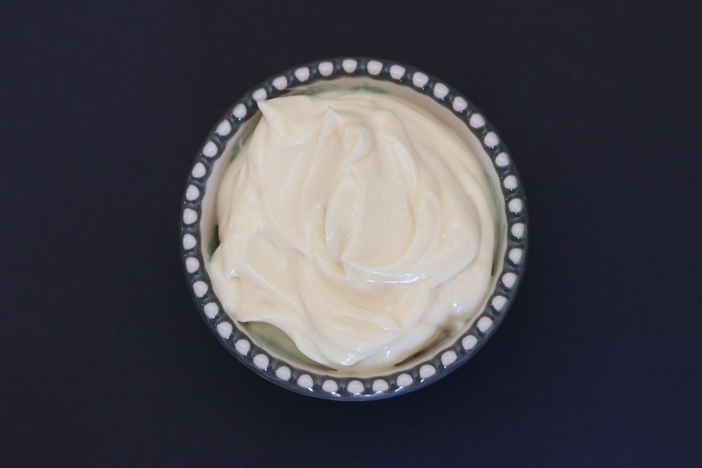 Easiest Mayonnaise I'd Eat That Food