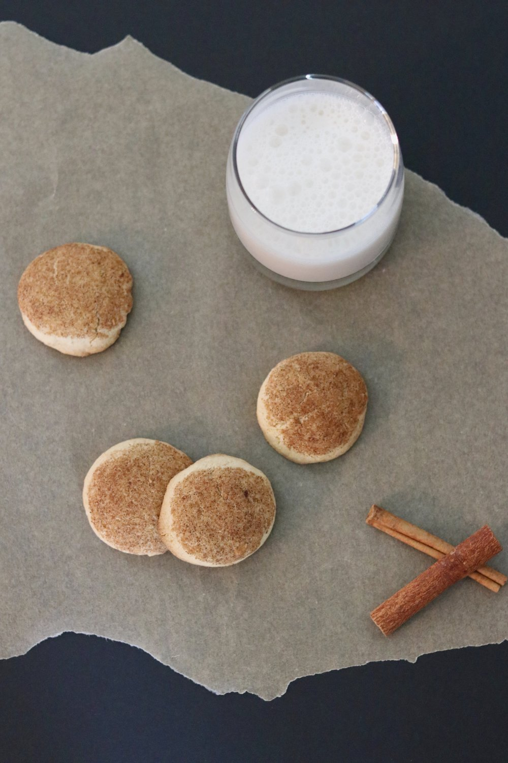 Grandma's Snickerdoodles I'd Eat That Food