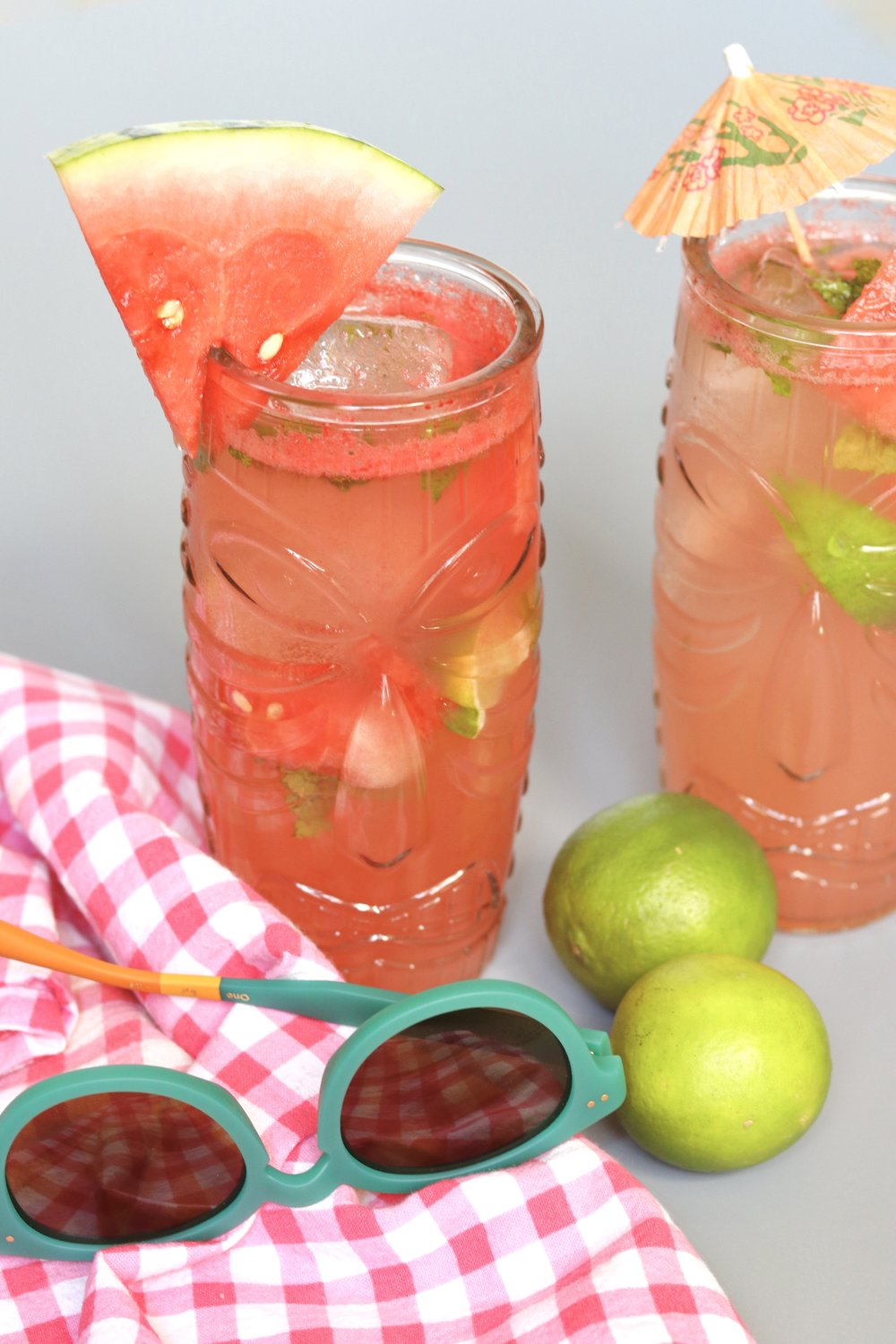 Watermelon Mojitos I'd Eat That Food