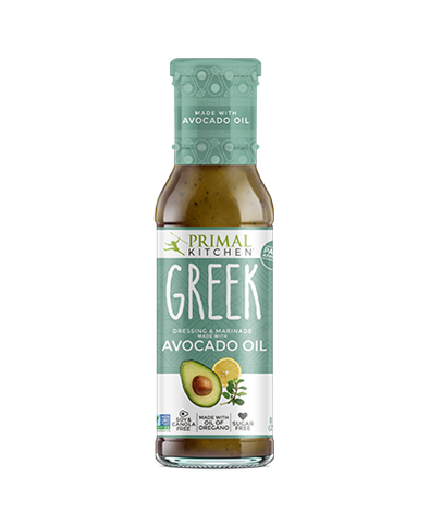 Primal Kitchen Greek Dressing I'd Eat That Food
