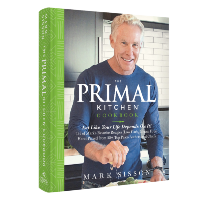 Primal Kitchen Cookbook I'd Eat That Food
