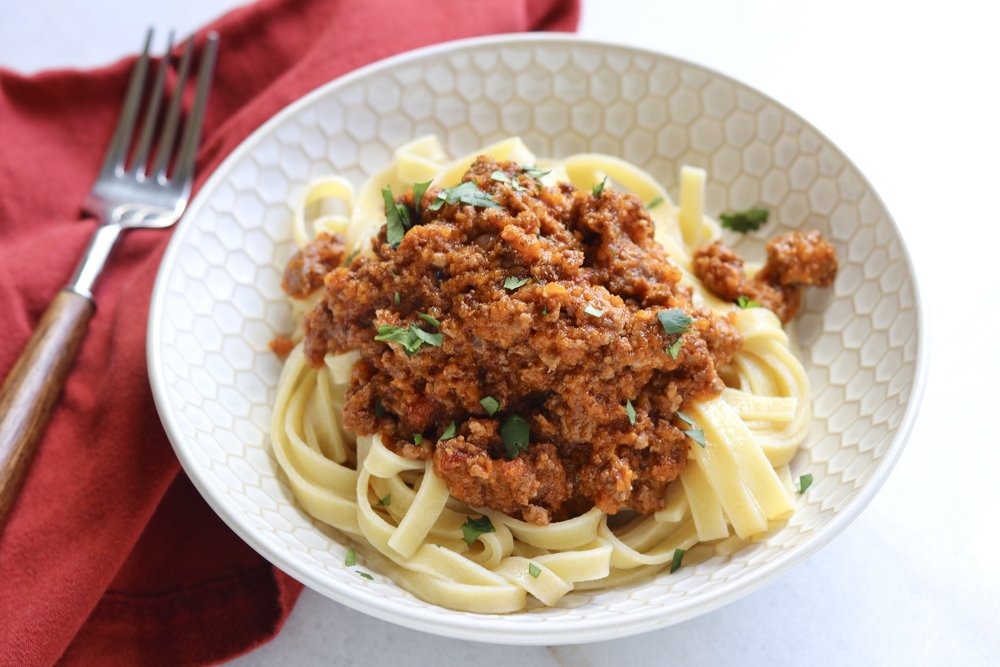 Classic Bolognese I'd Eat that Food