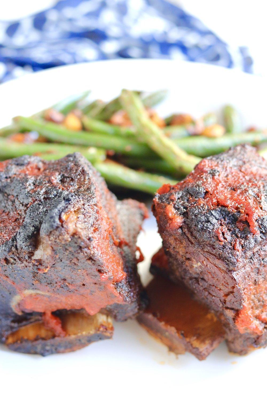 Slowcooker BBQ Short Ribs I'd Eat That Food
