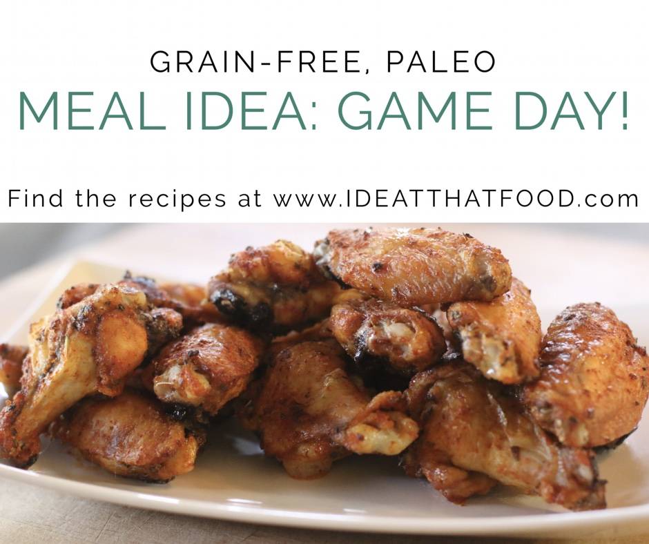 Meal Idea Game Day I'd Eat That Food