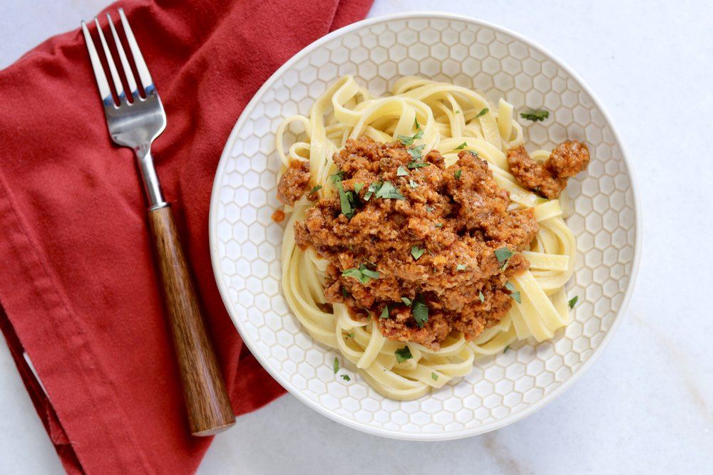 Classic Bolognese by I'd Eat That Food